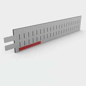 ZZ ugunsdrošības manžete